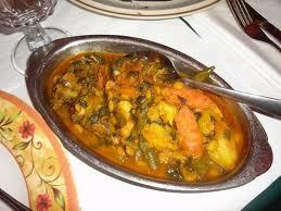 Mixed Vegetable Dhansak