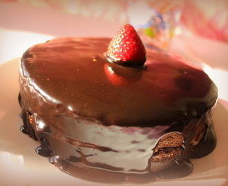 Eggless...Perfectly Perfect Chocolate Cake for Eggless Baker's Group