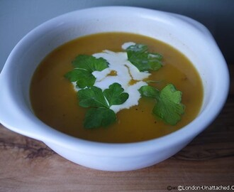 5-2 Diet Carrot and Cumin Soup