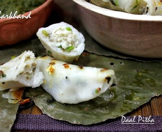 Daal Pitha - Jharkhand Special