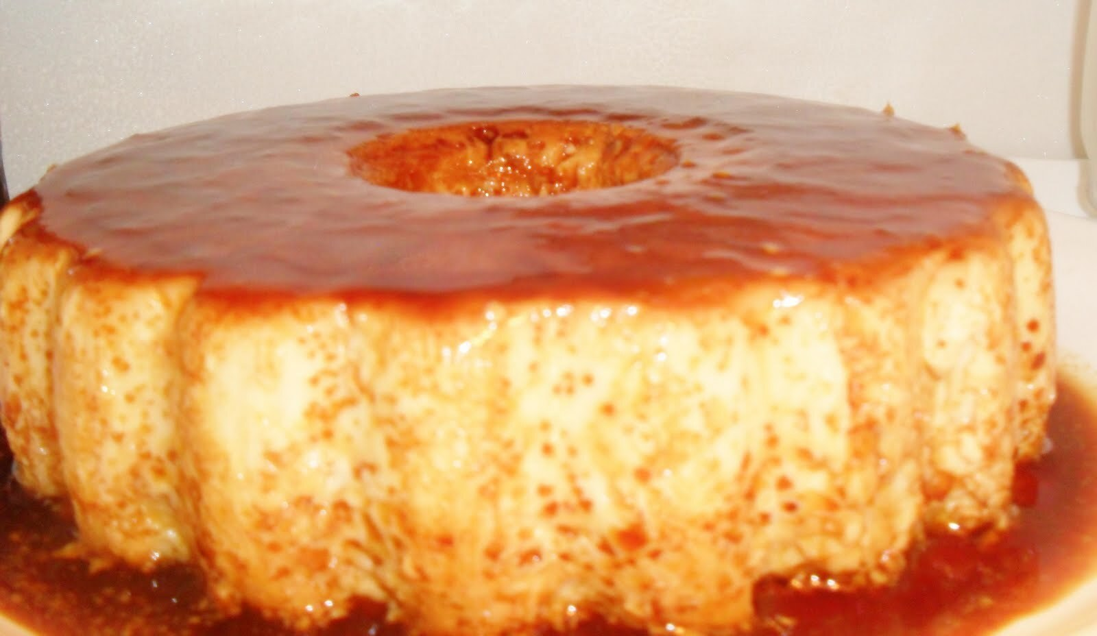 Quesillo de Leche.