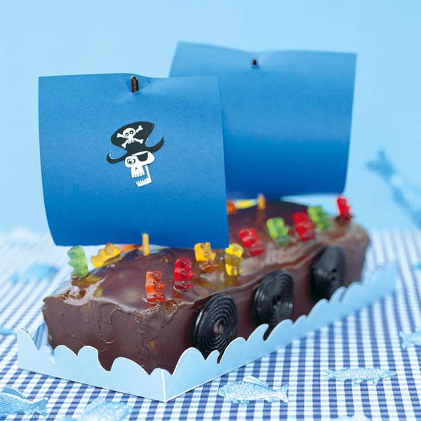 Kuchen Piratenschiff Rezepte Mytaste