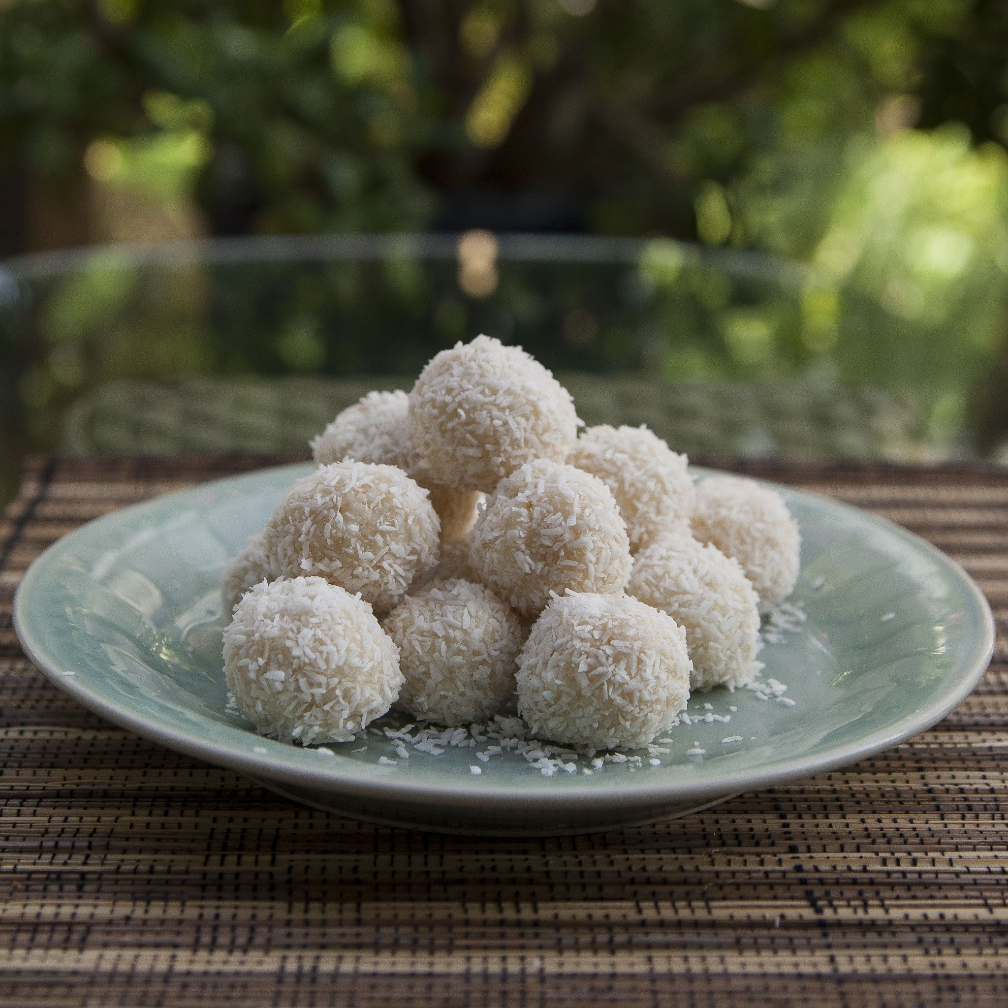 Cooking From Boxes? Nariyal Ladoo, A Fast, Easy, Sweet and Gluten Free Answer.