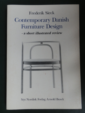 Contemporary Danish Furniture Design: A Short Illustrated Review