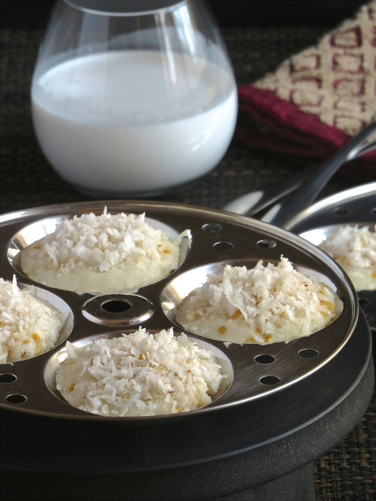 Olaiappam | Sweet Idly - Pondy Breakfast