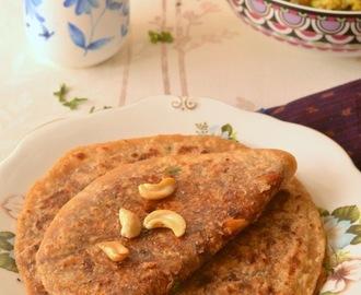 Mooli Paratha Hebbar S Kitchen