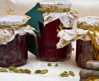 Festive Chutneys and Gifts: Chilli, Pineapple and Cranberry Chutney