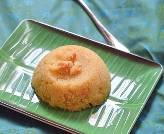 How to make couscous kesari - Couscous halwa recipe - Couscous recipes