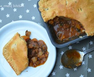 Minted Lamb & Vegetable Pie