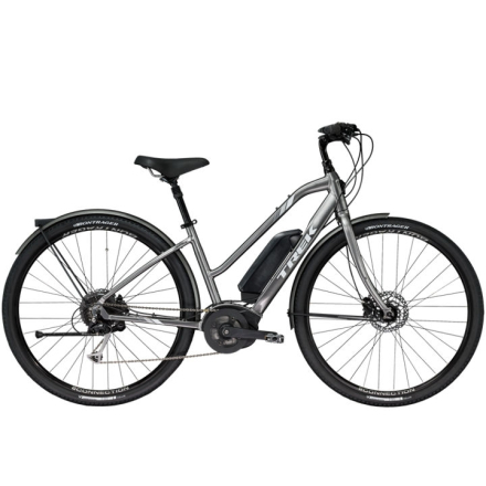 Trek VERVE + LOW-STEP (EU) M CH 2019