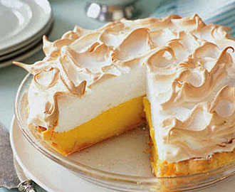 Lemon Meringue Pie - (inc. really quick recipe too)