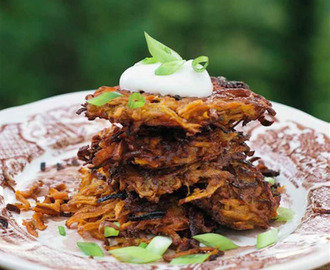Happy Hanukkah: Forest Feast's Latkes