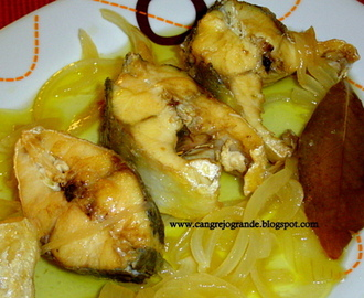 Chicharro en Escabeche  /  Jurel en Escabeche
