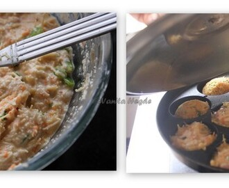 Instant Sevai Paddu –  Instant vermicelli dumpling, a south special breakfast