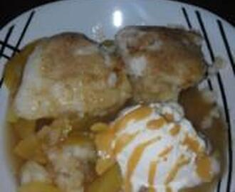 APPLE AND CINNAMON DUMPLINGS