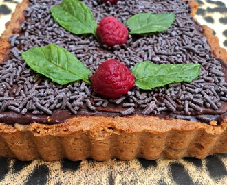 Tarta de chocolate absoluta para Javier