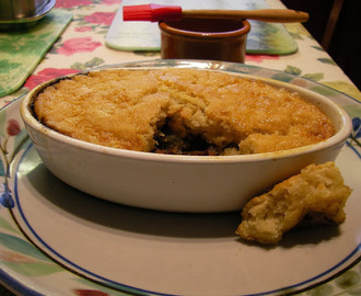 Gluten free Suet Crust Steak Pie