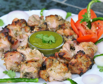 Chicken Malai Kebab Recipe...