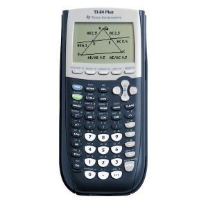 Texas Instruments TI-84 Plus Miniräknare