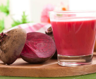 Beetroot and Honey Juice