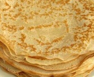 Crepas o panqueques