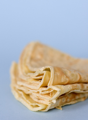 3 Massas de Crepes