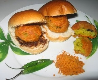 How To Make Jumboking Special Vada Pav (Recipe Of Jumboking Special Vada Pav)