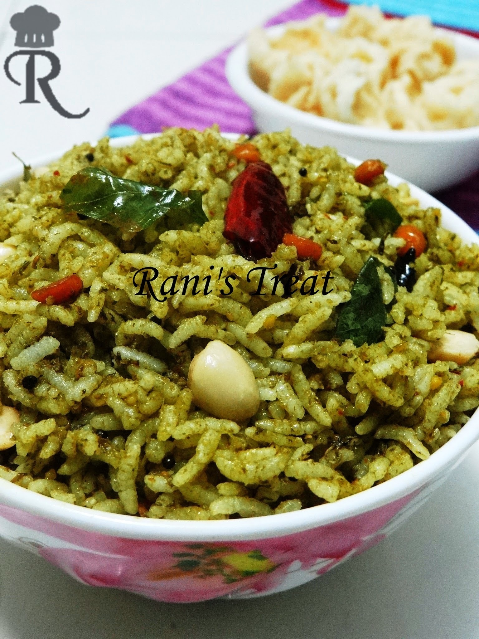 Gongura Rice | Gongura Pulihora | Red Sorrel Leaves Rice | Pulicha Keerai Sadam