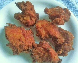 Home-made Crispy Fried Chicken – KFC style