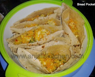 Bread Pockets (Western-Indian flat bread)