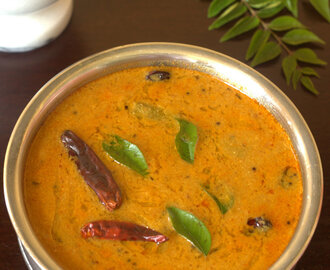Sambhar – The traditional way