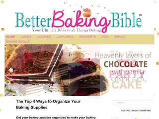 Better Baking Bible