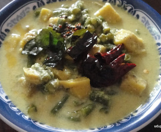 Avial/Avial Recipe in Udupi style