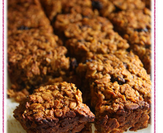 No Added Sugar Flapjacks