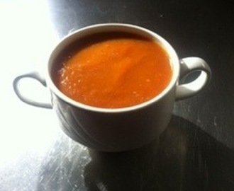 Easy Peasy Tomato Soup Recipe