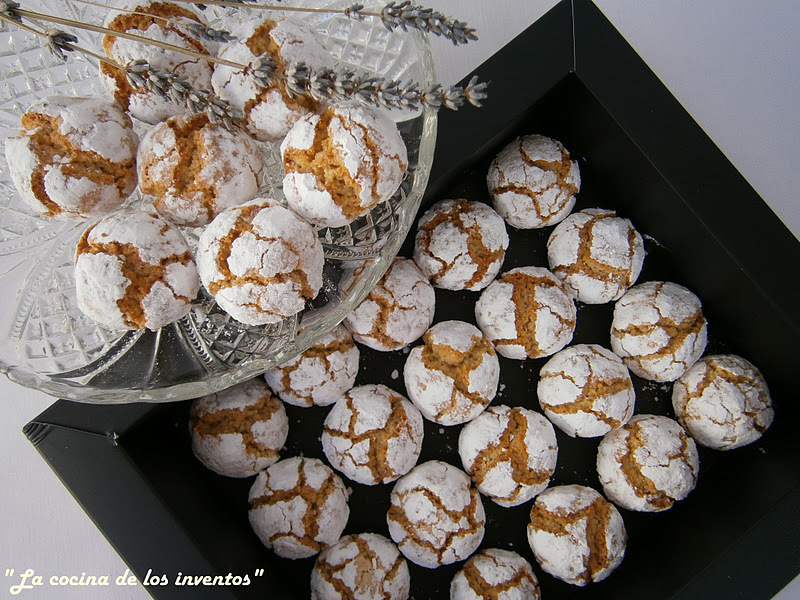 Galletas Arabes de Almendra