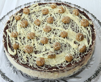 Mississippi Mud Pie iskake