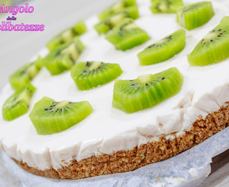 Cheese Cake allo yogurt, un'idea di base per tante varianti eseguibili