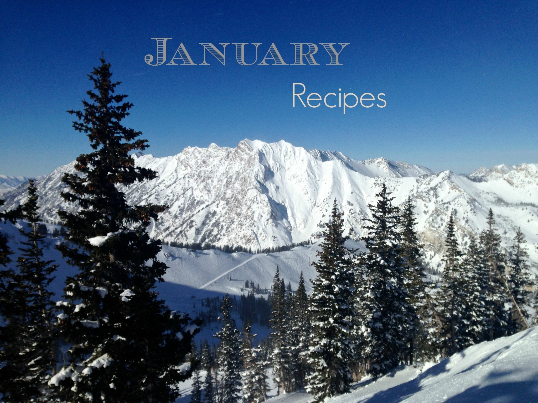 Cooking Inspiration for the Month