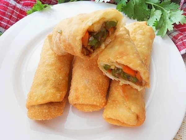 Chinese Veg. Spring Roll