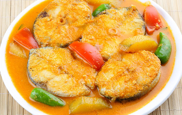 How to make Fish Masala (Step by Step) ?
