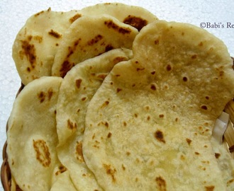 Naan Recipe | Stove Top Method