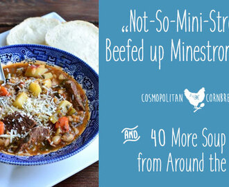 Not-So-Mini-Strone & 40 More Soup Recipes from Around the Web
