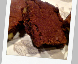 Saftige Brownies.....mmmmmm :-D