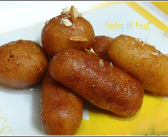 Langcha ( One of the most Famous Bengali Sweets) Recipe..!!