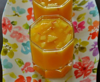 Mango Mocktail | Mango Welcome Drink | Mango Summer Drink