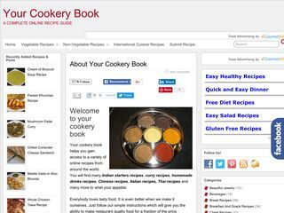 Your Cookery Book
