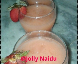 Homemade Fresh Guava Punch | Guava Juice