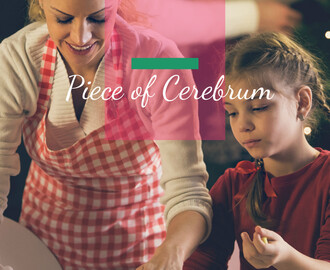 Share your Recipe with Piece of Cerebrum