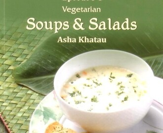 FR 4 : Vegetarian Soups and Salads - Cookbook Review